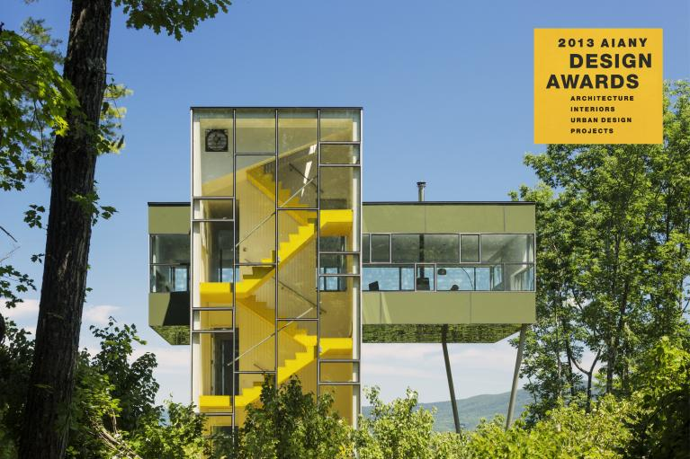 Image of 2013 AIA NY Design Awards: Innovation, Grace and Style