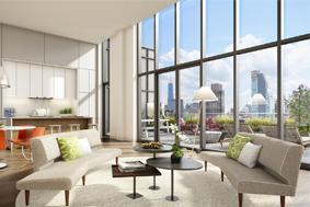Image of New York's latest crop of luxury residential developments