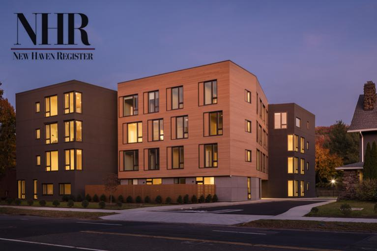 Image of The Whitney Modern in New Haven incorporates history with 42 new luxury apartments