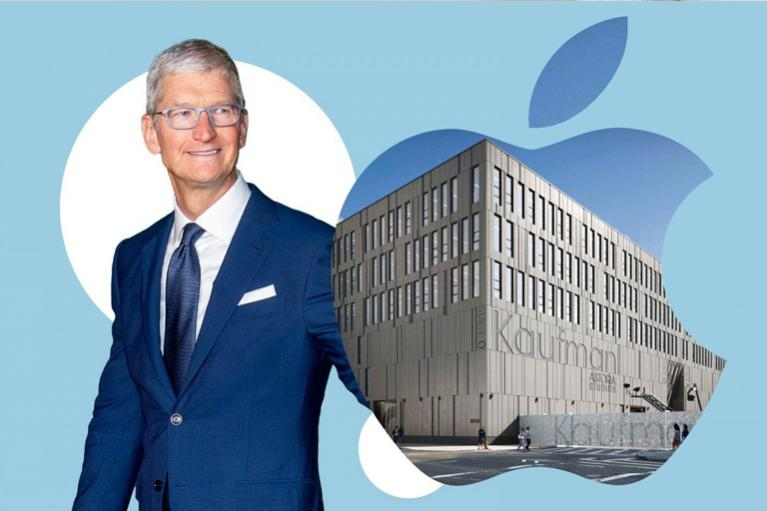 Image of Apple TV+ signs big lease at Kaufman Astoria Studios