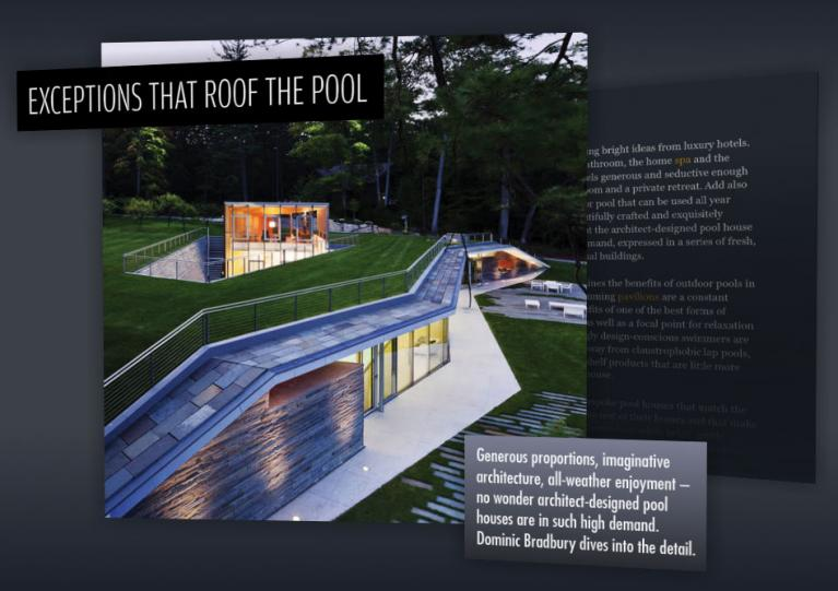 Image of Exceptions That Roof the Pool
