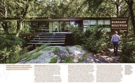 Image of Peter Gluck Rescues Midcentury Modern Gem From Obscurity