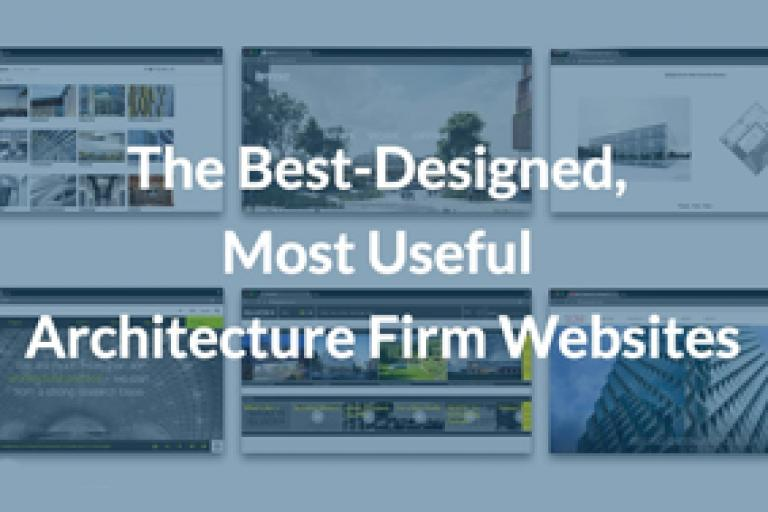 Image of These Are the Best-Designed, Most Useful Architecture Firm Websites