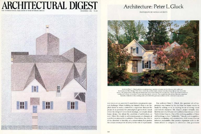 Image of Architecture: Peter L. Gluck