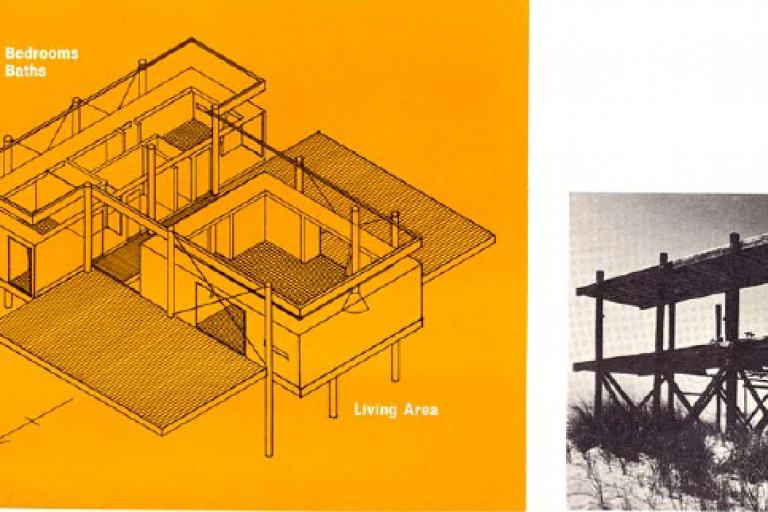 Image of Light and Air Houses: Peter Gluck, Architect