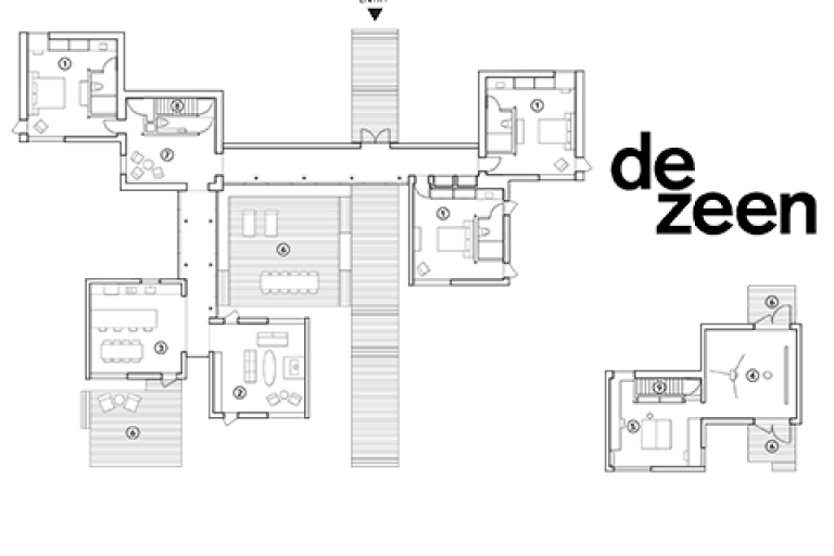Image of 10 Houses with Weird and Wonderful Floor Plans