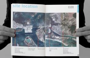 Contact sheet image 1 of Duke Marine Lab Master Plan
