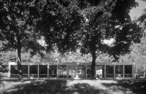 Contact sheet image 2 of Mies van der Rohe Renovation