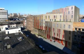 Contact sheet image 2 of Pratt Graduate Housing