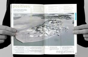 Contact sheet image 3 of Duke Marine Lab Master Plan
