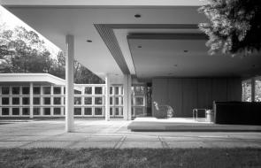 Contact sheet image 3 of Mies van der Rohe Addition