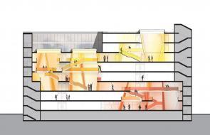 Contact sheet image 8 of Pratt Graduate Housing
