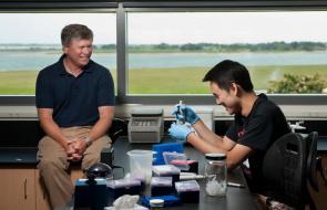 Contact sheet image 22 of Duke University Marine Laboratory