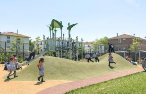 Contact sheet image 3 of Success Academy Playgrounds