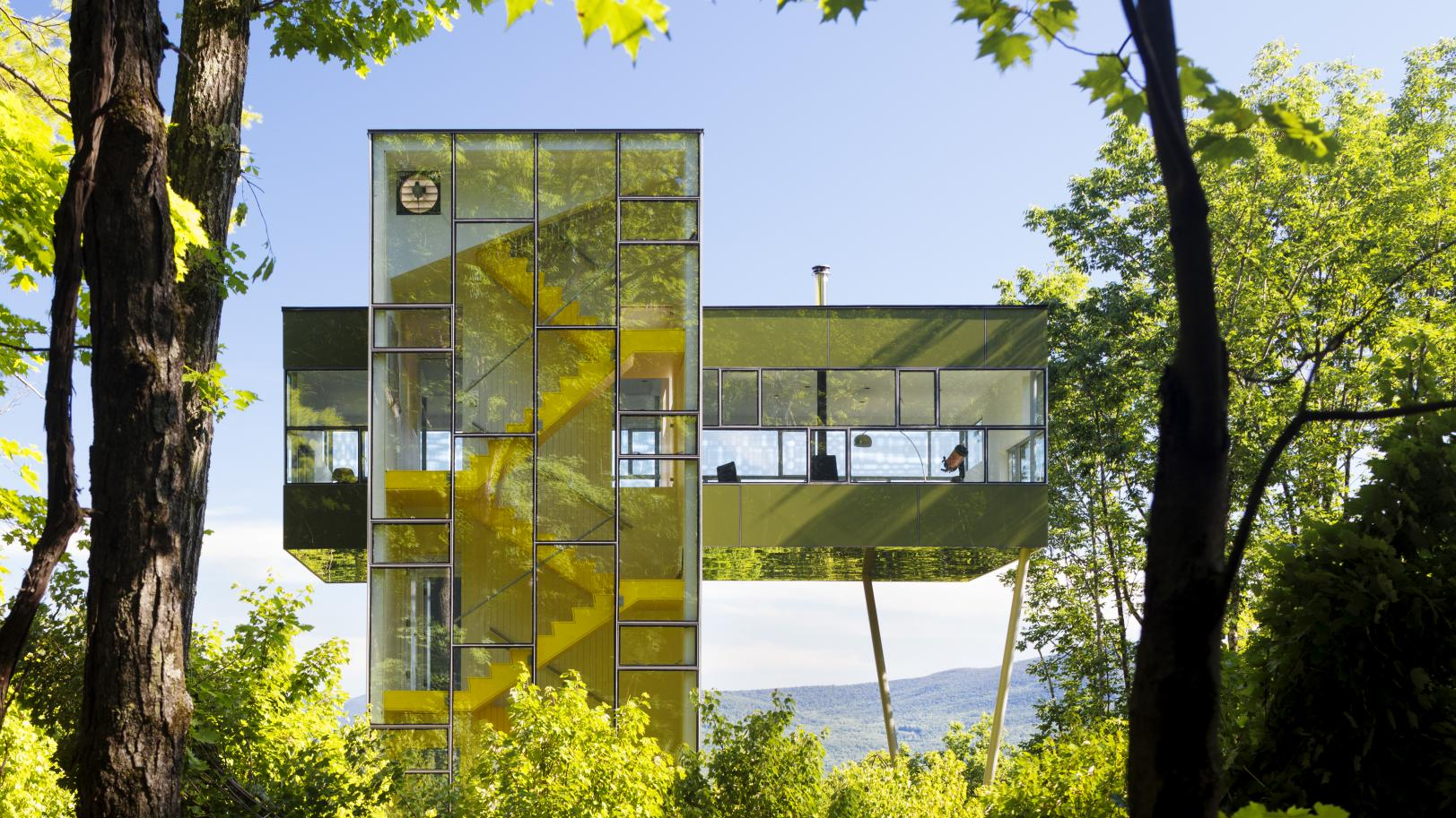 Good Related Content. Bridge House · Vertical Library. Tower House
