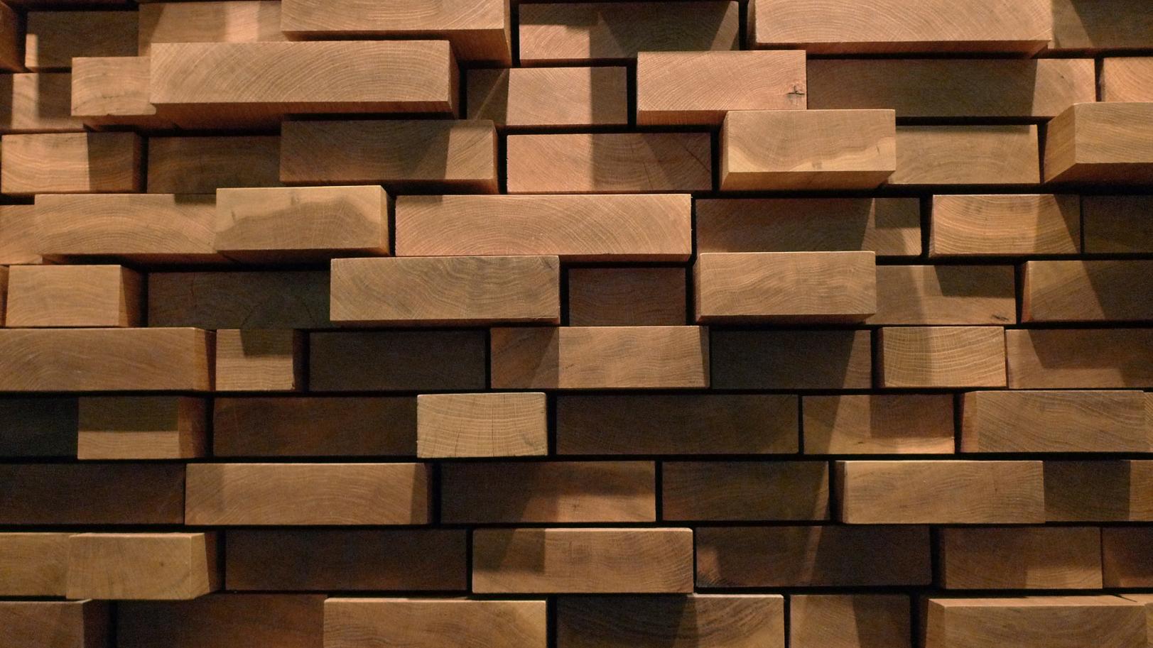 Sticked Lumber GLUCK